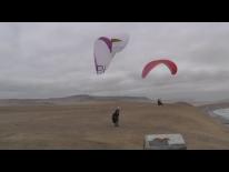 Vol à Paracas